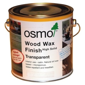 OSMO Wood Flooring  Wax Transparent 3123 Pine