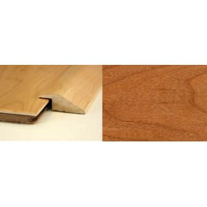 Cherry Ramp Bar Flooring Profile Solid Hardwood 2.4m