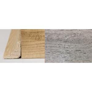 Mushroom Grey Stained Oak Solid Hardwood Scotia 2.4m for Flooring
