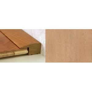 Beech Square Edge Soild Hardwood Flooring Profile 2.4m