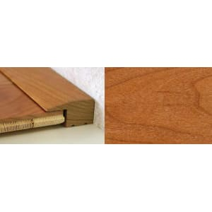 Cherry Square Edge Soild Hardwood Flooring Profile 2.4m