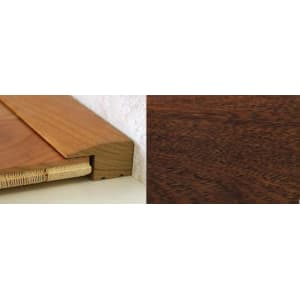 Merbau Square Edge Soild Hardwood Flooring Profile 2.4m
