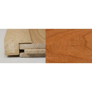 Cherry Square Edge Soild Hardwood Flooring Profile 2m