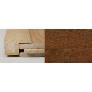 Light Walnut Square Edge Soild Hardwood Flooring Profile 1m