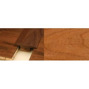 Cherry T-Bar Profile Soild Hardwood 2.4m