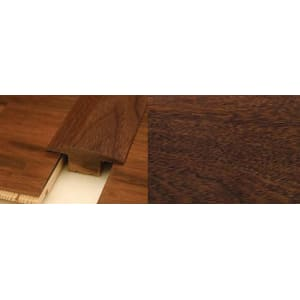 Merbau T-Bar Profile Soild Hardwood 2.4m