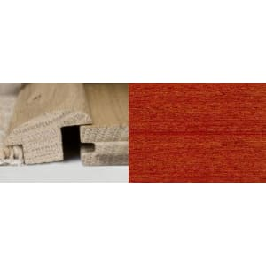Kempas Wood to Carpet Profile Soild Hardwood 2m