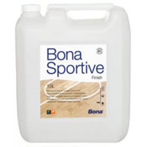 Bona Sportive Finish GLOSS Lacquer for Wood Flooring 10L