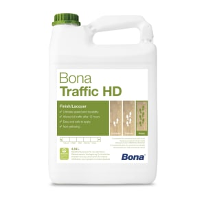 Bona Traffic MATT Lacquer for Wood Flooring 5L