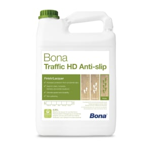 Bona Traffic Anti-Slip MATT Lacquer for Wood Flooring 5L