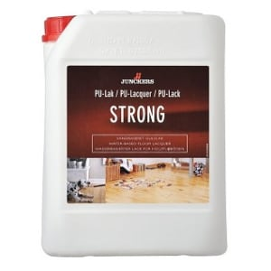 Junckers Strong SEMI-GLOSS Lacquer for Wood Flooring 5L
