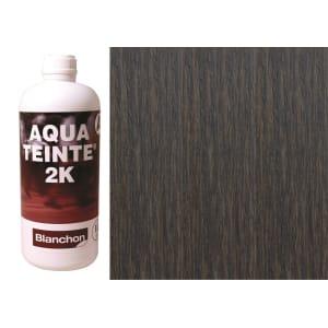 Blanchon Aquateinte 2K SLATE GREY Wood Flooring Stain 1L