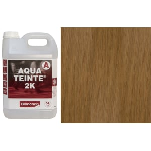 Blanchon Aquateinte 2K LIGHT OAK Wood Flooring Stain 5L