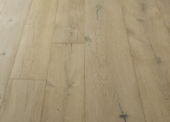 Multi-Width Wood Flooring