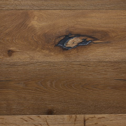 Châteauroux Oak Smoked Brushed Oiled Hardwood Flooring