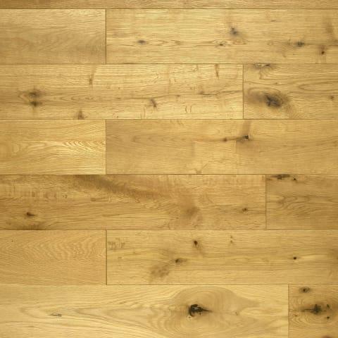 Oak Natural Brushed Oiled 14mm x 130mm Engineered Hardwood Flooring