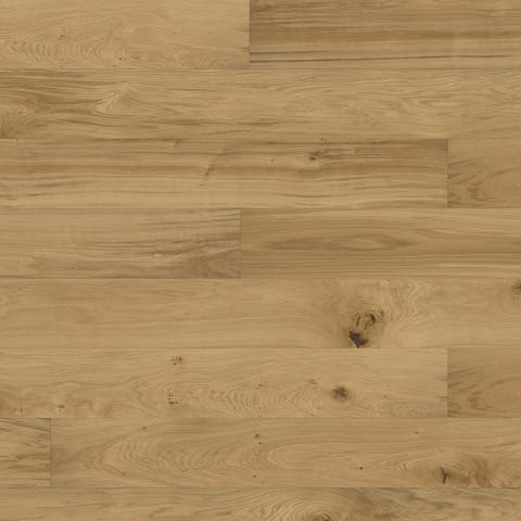 Oxford Oak Brushed UV Oiled Engineered Hardwood Flooring
