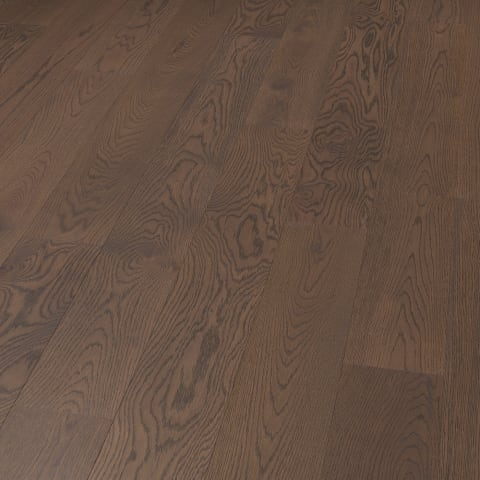 Clay Stained Oiled Oak Engineered Hardwood Flooring