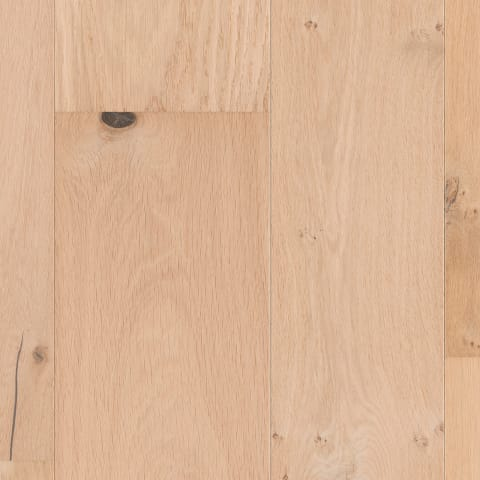 Leiden (Unfinished Look) Natural Rustic Brushed Invisible Oiled Oak Dual-Width Engineered Hardwood Flooring