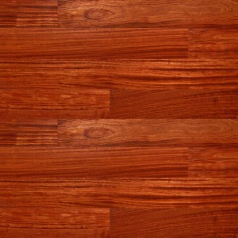 Bubinga Lacquered Engineered Hardwood Flooring