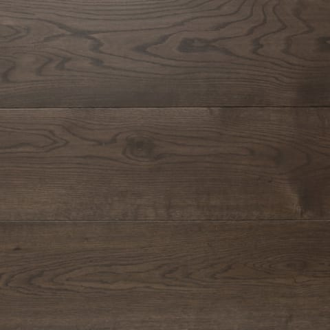 Indian Ebony LED Oiled Oak Engineered Hardwood Flooring
