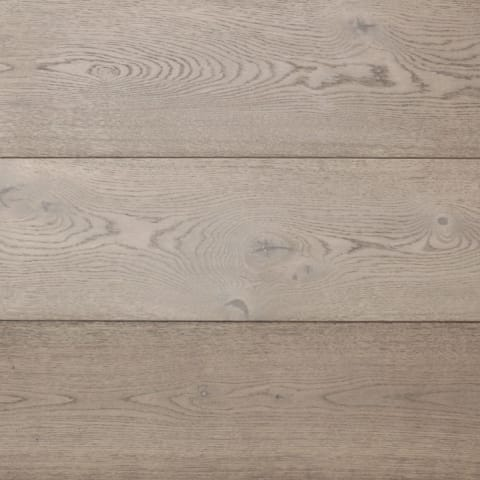Elephant Grey LED Oak Engineered Hardwood Flooring