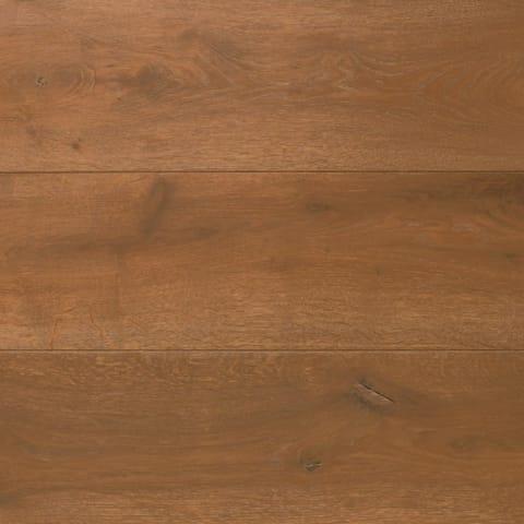 Kiwi Oak LED Oiled Wide Board Engineered Wood Flooring