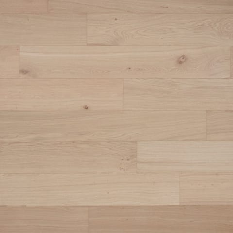 Raw Cotton Oak Invisible Lacquered 190mm Engineered