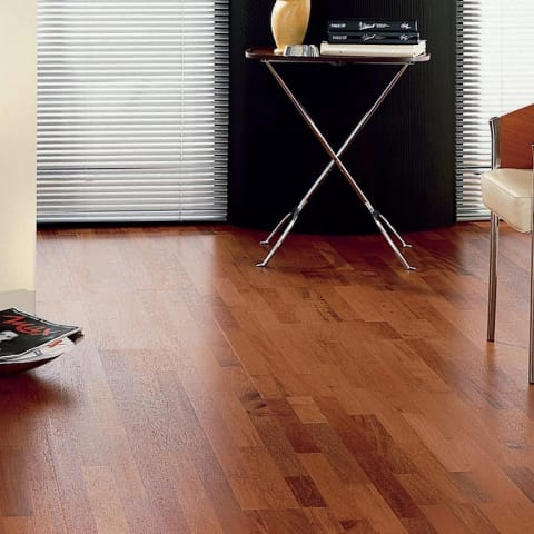 3 Strip Merbau 180mm Engineered Hardwood Flooring