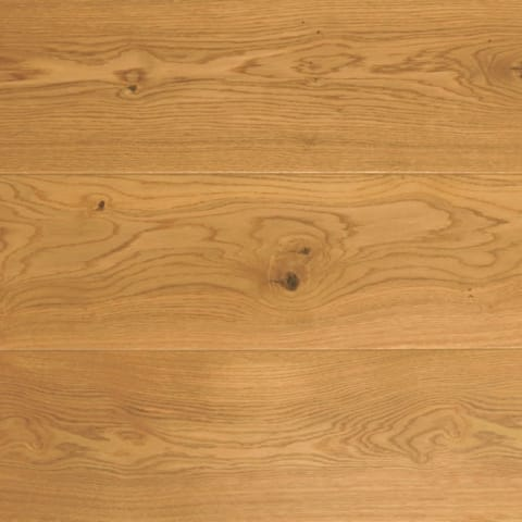 Rustic Oak 191mm Natural Lacquered Hardwood Engineered Wood Flooring