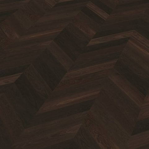 Gripsholm Oak Brushed & Natural Oil Chevron Parquet Flooring