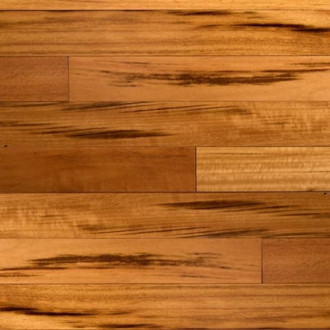 Muiracatiara Solid Hardwood Flooring (Tigerwood)
