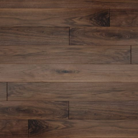 American Black Walnut 90mm Solid Hardwood Flooring