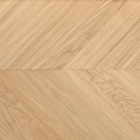 Bohus Oak Brushed & Natural Oil Chevron Parquet Flooring