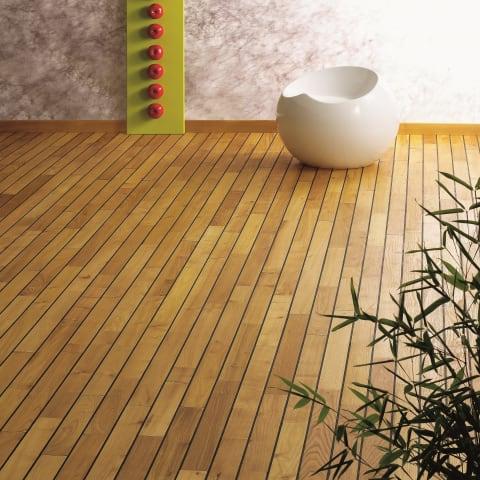 Acacia Navylam+ Parquet Bathroom Wood Flooring