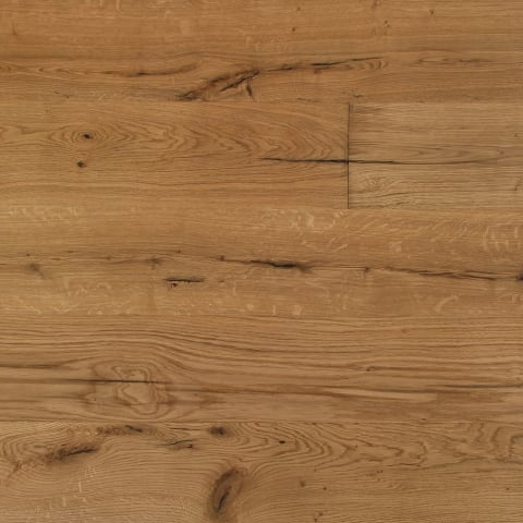 Natural Forest Oak Subtle Hand-scraped Oiled Engineered Hardwood Flooring