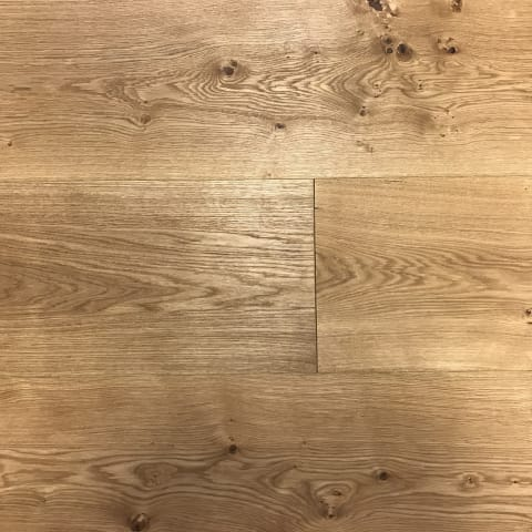 Natural Forest Oak Oiled 300mm Engineered Hardwood Flooring