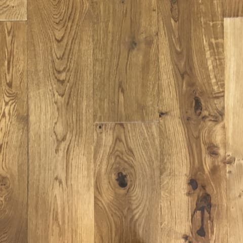 Smoked Forest Oak Brushed UV-Oiled 185mm Engineered Hardwood Flooring