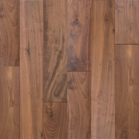 Natural Walnut 189mm Engineered Hardwood Flooring