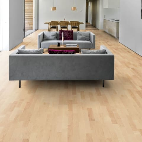 3 Strip Maple (Canadian) Engineered Hardwood Flooring