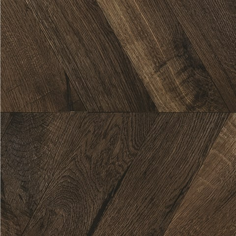 Whitechapel Heavy Smoked Oak Natural Oiled Reclaimed Chevron Engineered Hardwood Flooring