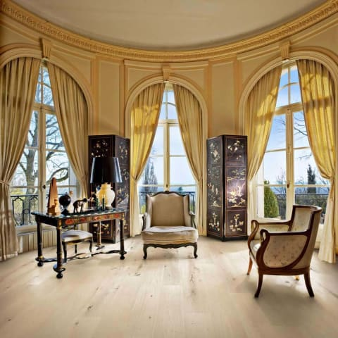 Kalmar Castle Stained Brushed Oiled Oak 305mm Engineered Hardwood Flooring