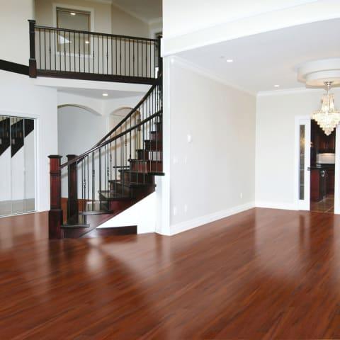 Cabreuva 2 Strip Engineered Hardwood Flooring (Santos Mahogany)