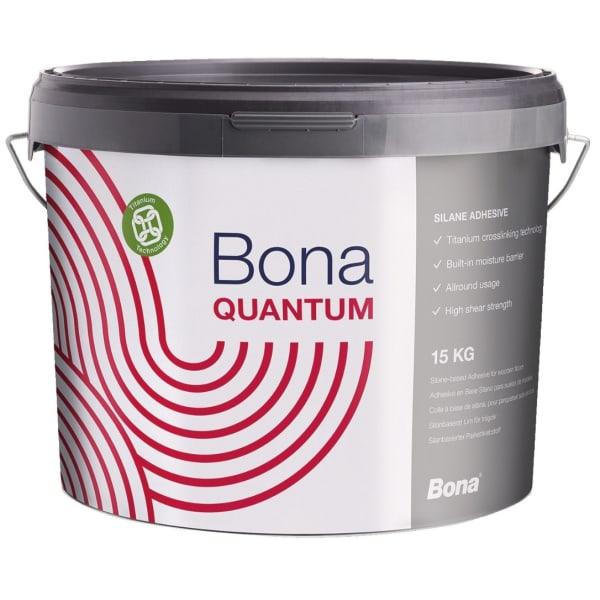 Bona Quantum 2-in-1 Silane Wood Flooring Adhesive and Moisture Barrier