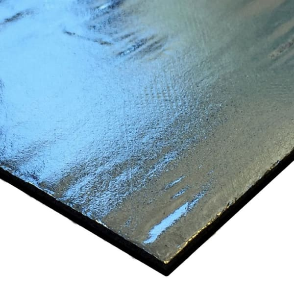 Silver Rubber Crumb Wood Flooring Underlay built-in DPM 3.5mm
