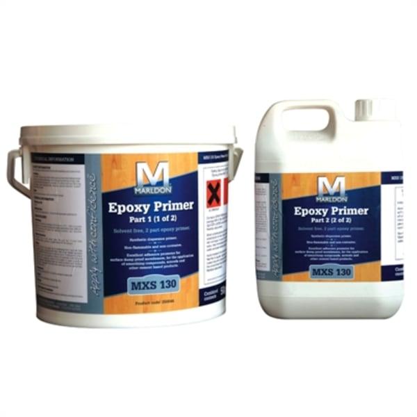 Marldon Epoxy Wood Floor Primer MXS 130 5Kg