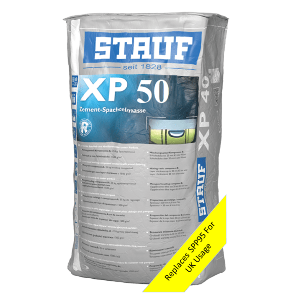 Stauf XP50 (SPP95) Wood Flooring Levelling Compound 20kg