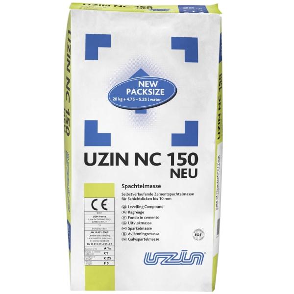 UZIN NC150 Smoothing Compound 20kg