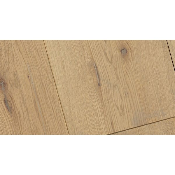 White Wash Stained Wood to Carpet Profile Soild Hardwood 15mm Rebate 2.7m