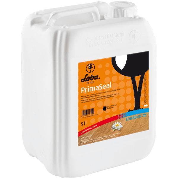 Lobadur Prime Seal  for Wood Flooring 5L (1L=9m2 Coat)
